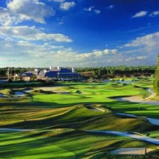 Barefoot Resort and Golf - The Dye Course