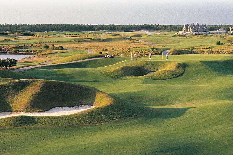 Legends Resort Moorland Course Guide